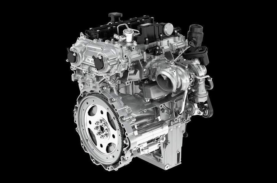 Jaguar Land Rover announces new Ingenium four-cylinder petrol engines