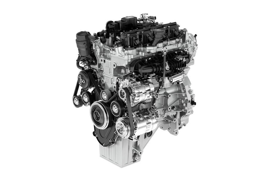 Jaguar Land Rover announces new Ingenium four-cylinder petrol engines