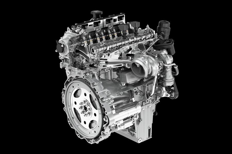 jaguar land rover announces new ingenium four cylinder petrol rh autocar co uk 2007 GTI Engine Cutaway Diagrams 2007 GTI Engine Cutaway Diagrams