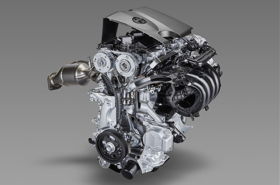 New Toyota 2 0-litre petrol engine is world's 'most