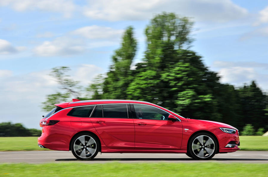 Vauxhall Insignia Sport Tourer 1.5 Turbo 165 2017 review