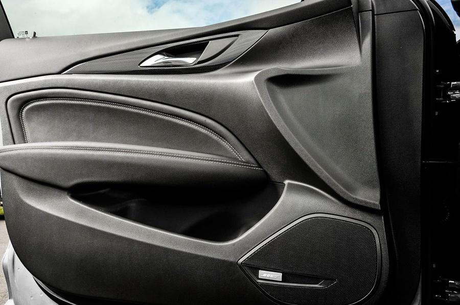 Vauxhall Insignia Sports Tourer door card