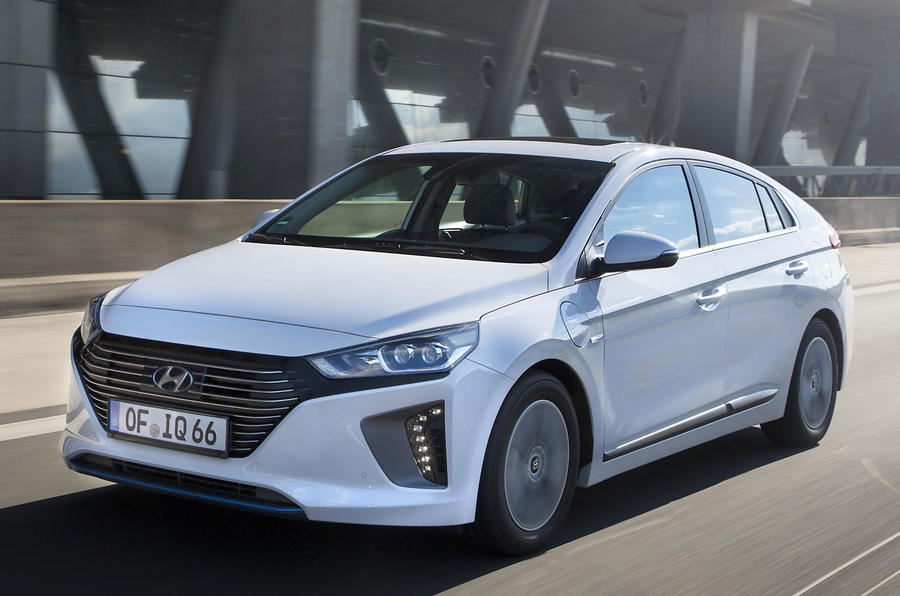 New Hyundai Ioniq plug-in to join electrified range, priced from £24,995