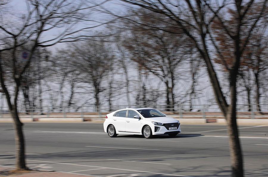 £18,000 Hyundai Ioniq HEV