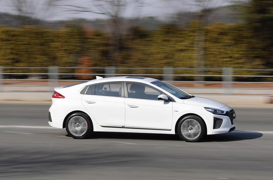 147bhp Hyundai Ioniq HEV