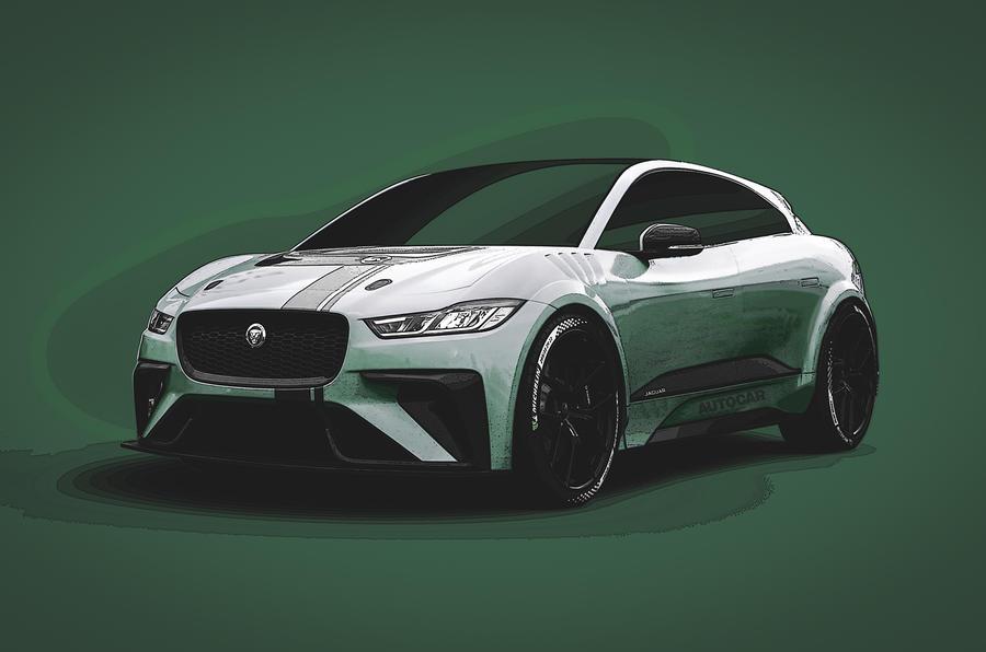 Jaguar SVO boss: I Pace SVR could happen   Autocar