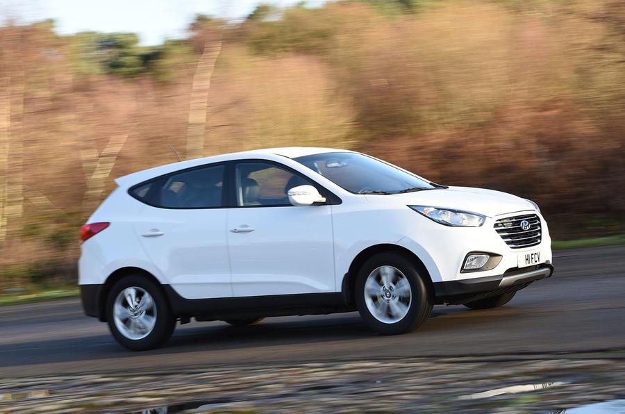£53,105 Hyundai ix35 FCV
