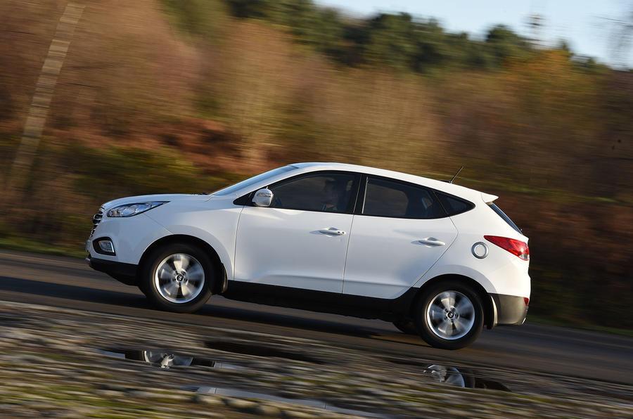 134bhp Hyundai ix35 FCV