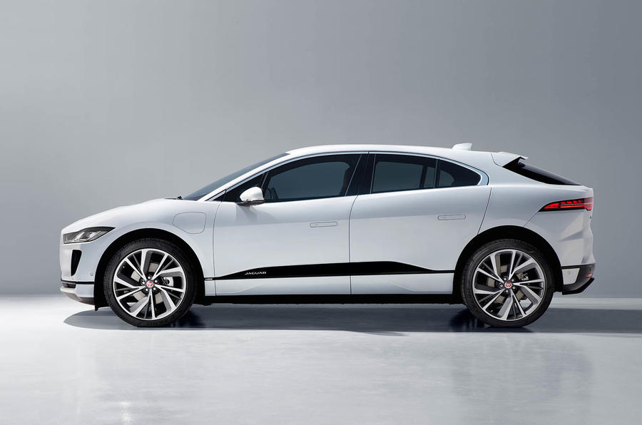 2018 Jaguar I Pace Revealed 395bhp And 298 Mile Range For Ev Autocar
