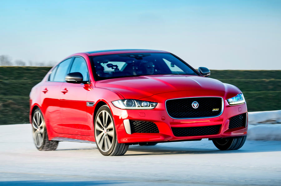 Jaguar XE and XF 300 Sport models revealed