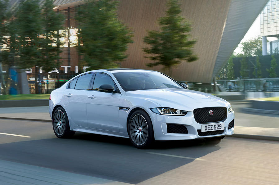 Jaguar XE Landmark Edition revealed