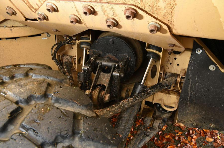 Supacat HMT400 'Jackal'