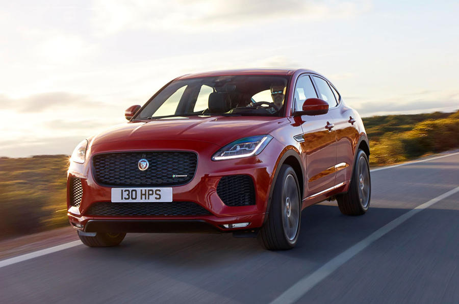 Jaguar E Pace 2018 Release Date Price Specs And Interior Autocar