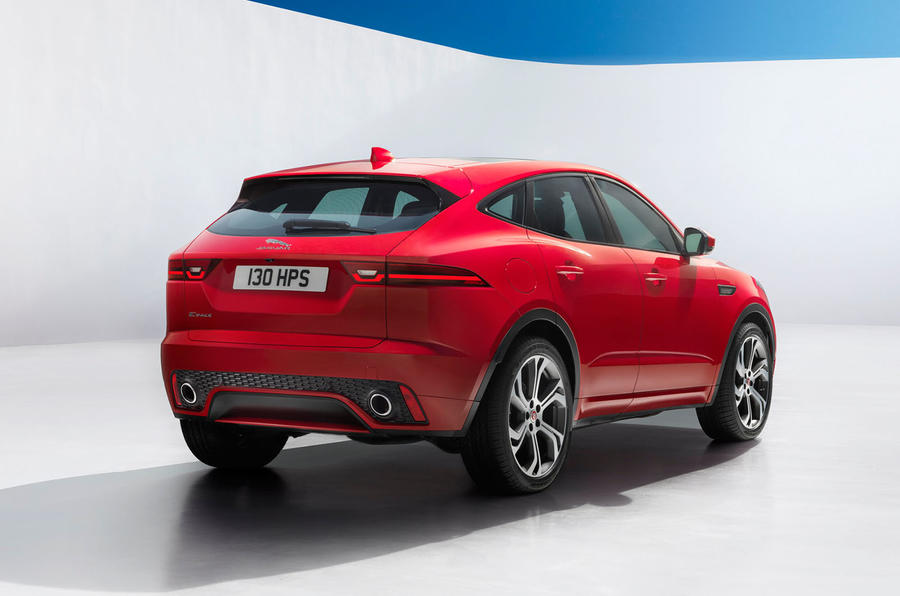jaguar e pace 2018 release date price specs and interior autocar. Black Bedroom Furniture Sets. Home Design Ideas