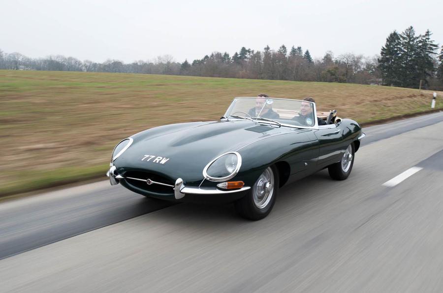 Jaguar E Type >> Jaguar E Type The History Of An Iconic Car Autocar