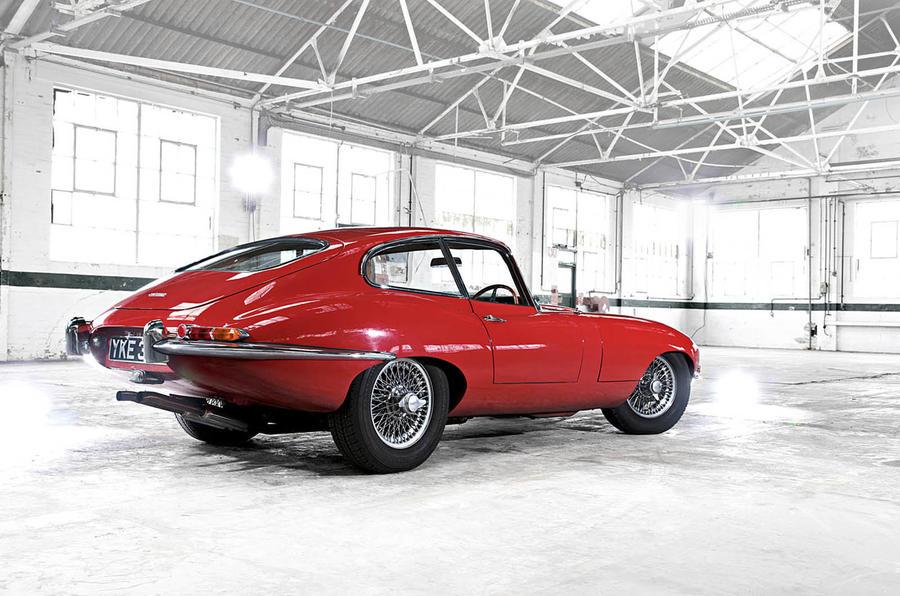 ... Jaguar E Type: A History ...