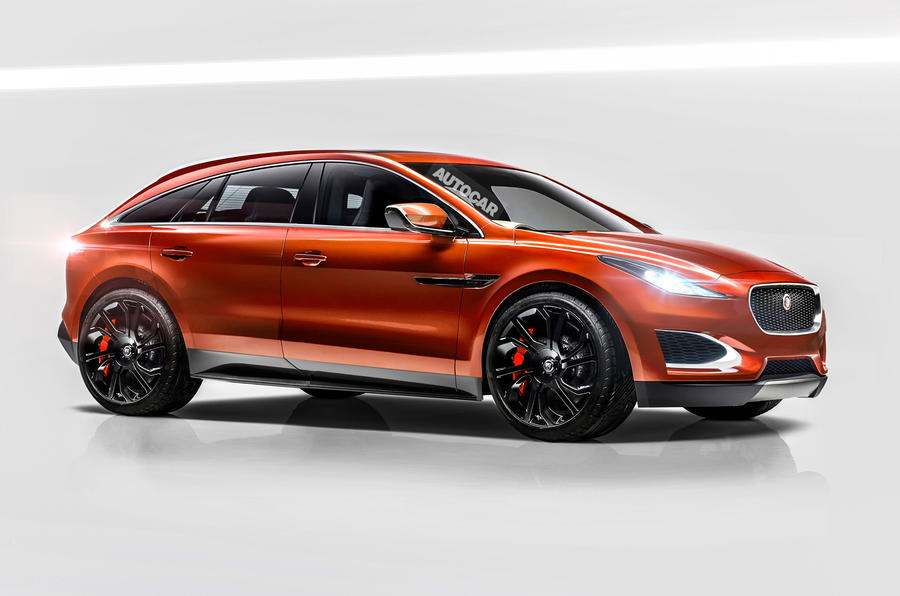 radical electric jaguar suv planned for 2017 autocar. Black Bedroom Furniture Sets. Home Design Ideas