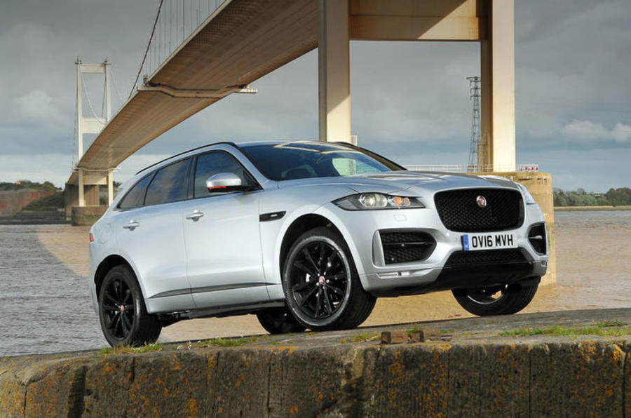 Jaguar F-Pace wins 2017 World Car of the Year award