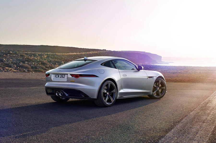 new jaguar f type 400 sport heads raft of revisions to. Black Bedroom Furniture Sets. Home Design Ideas