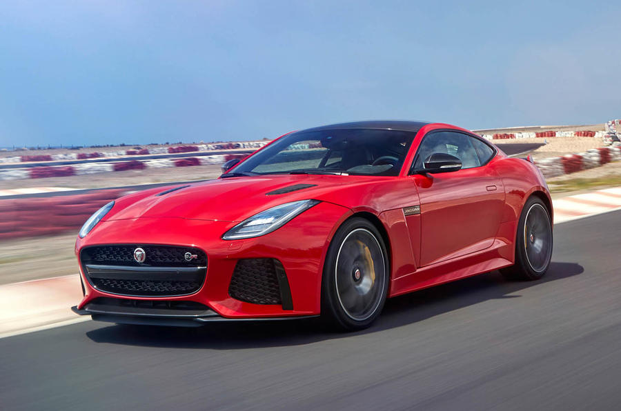 2018 Jaguar F Type >> New Jaguar F-Type 400 Sport heads raft of revisions to British sports car | Autocar