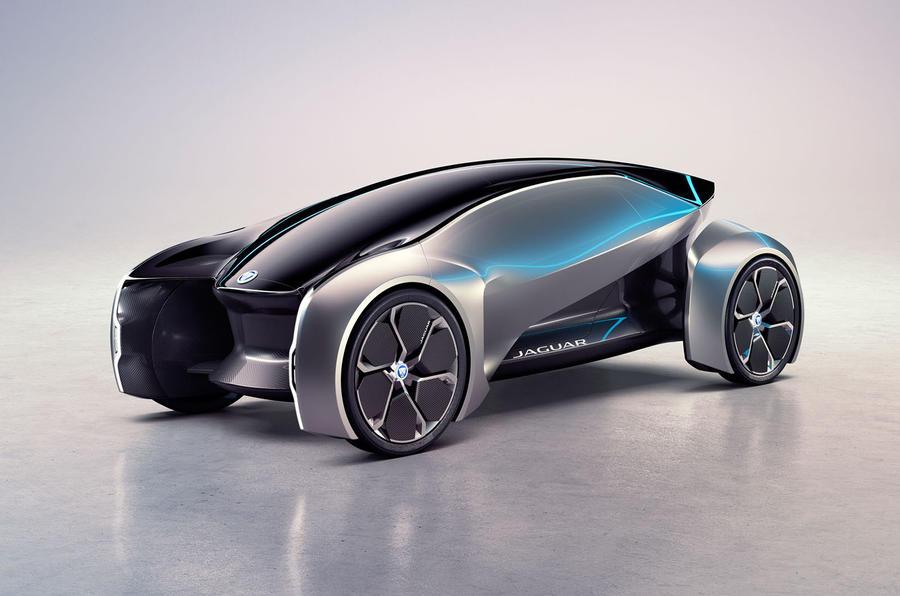 Jaguar Reveals Future Type Concept With Sayer Steering
