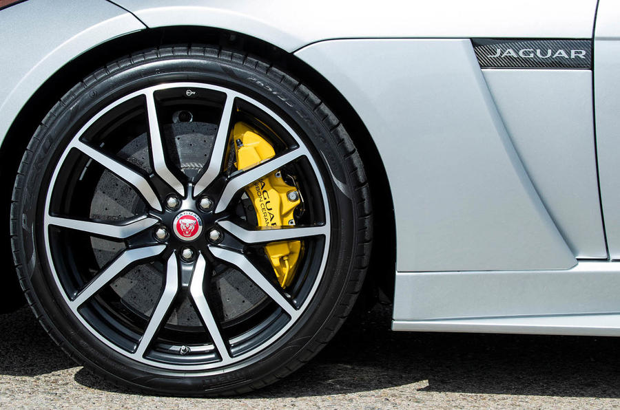 20in Jaguar F-Type SVR alloys