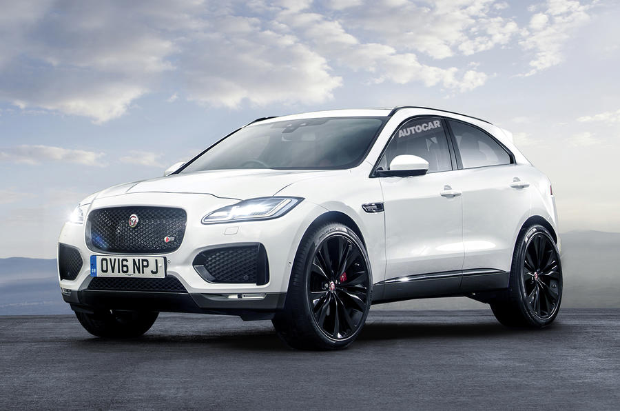 Jaguar E Pace New Compact Suv To Become Best Selling Jaguar Autocar