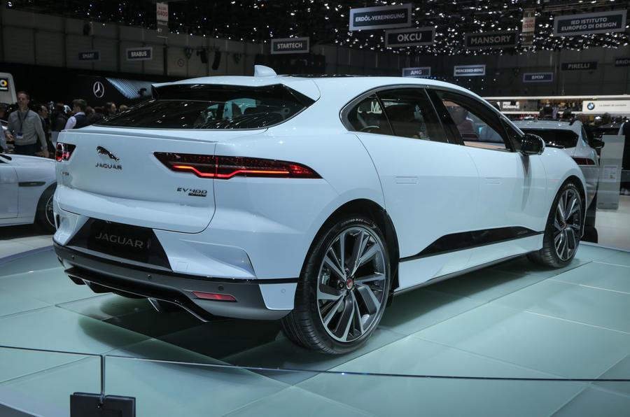 2019 Jaguar I-Pace EV: Design, Specs, Mileage, Price >> 2018 Jaguar I Pace Revealed 395bhp And 298 Mile Range For