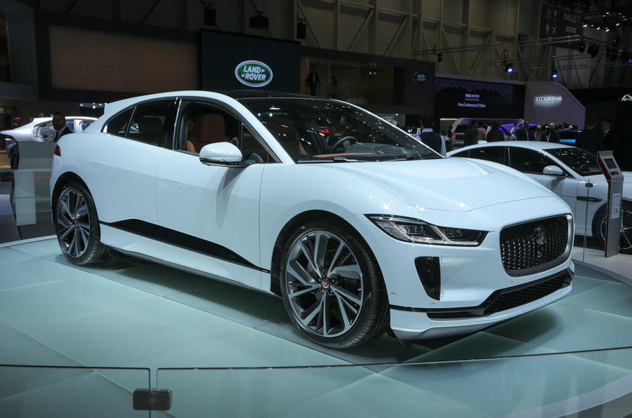 2019 Jaguar I-Pace EV: Design, Specs, Mileage, Price >> 2018 Jaguar I Pace Revealed 395bhp And 298 Mile Range For