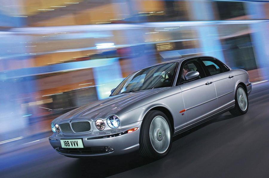 Jaguar XJ to transform into Tesla Model S rival