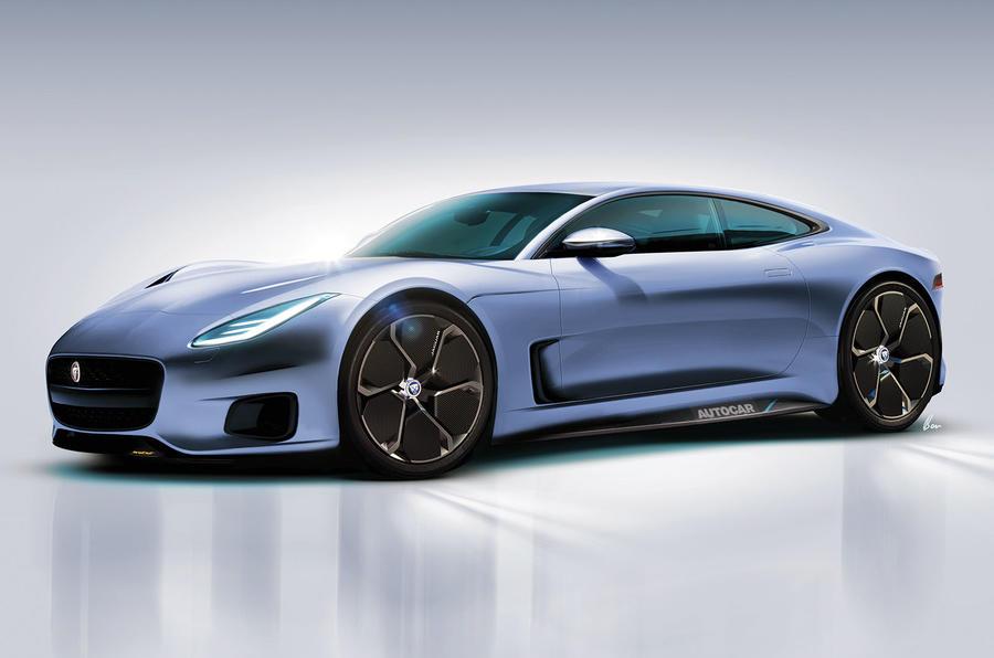 Jaguar xk replacement