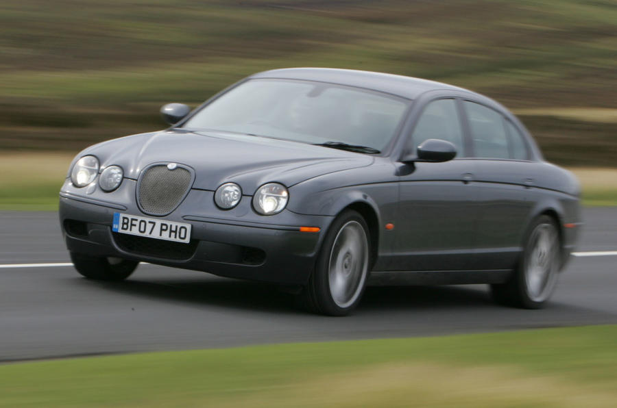 jaguar s type r used car buying guide autocar. Black Bedroom Furniture Sets. Home Design Ideas
