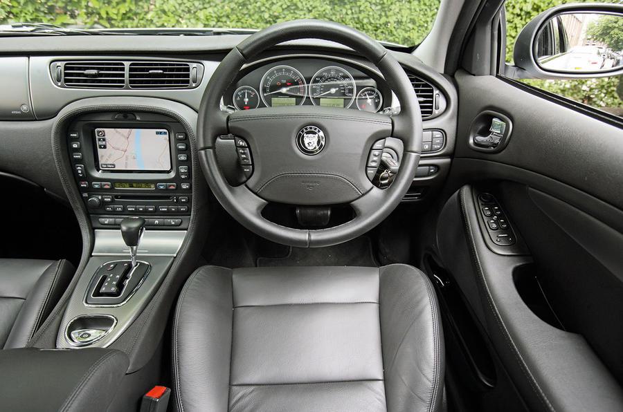 jaguar s-type r | used car buying guide | autocar