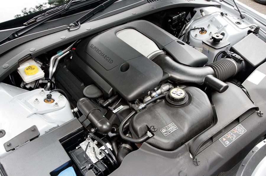 Jaguar S-Type R   Used Car Buying Guide   Autocar