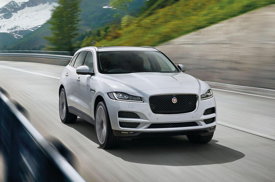 Jaguar F Pace For Sale >> 2016 Jaguar F-Pace revealed - full pictures and details | Autocar