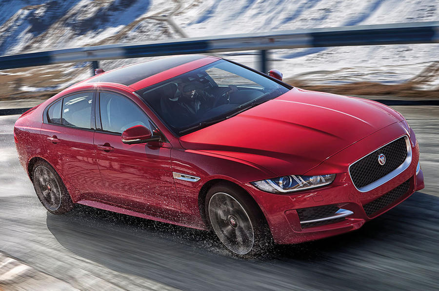 Jaguar XE gets all-wheel drive for 2016 | Autocar