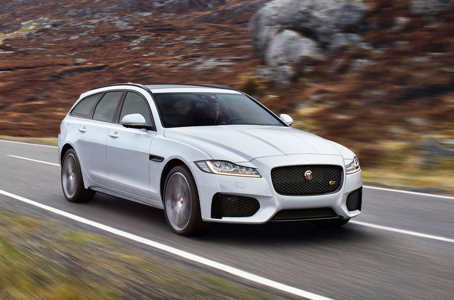 2017 Jaguar XF Sportbrake officially revealed