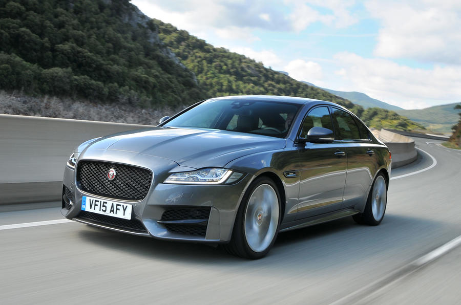 Jaguar xf r sport review