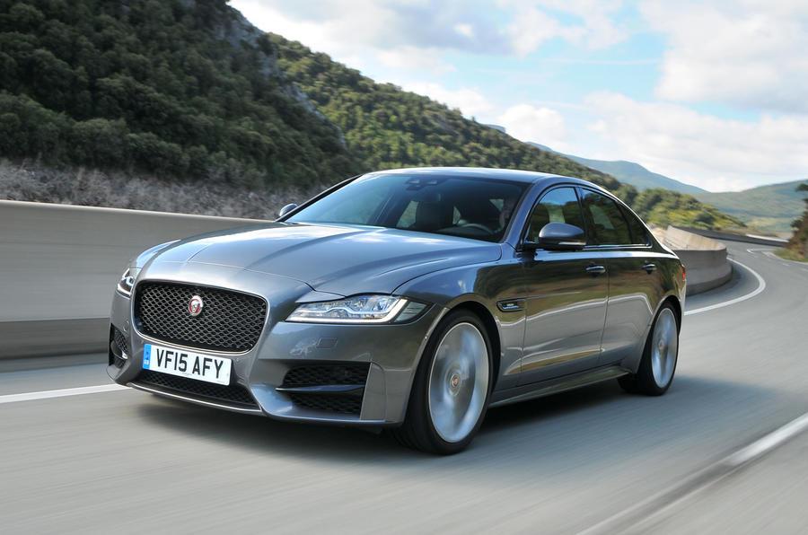 Jaguar xf r sport review