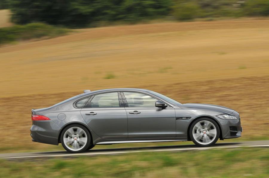 £36,850 Jaguar XF