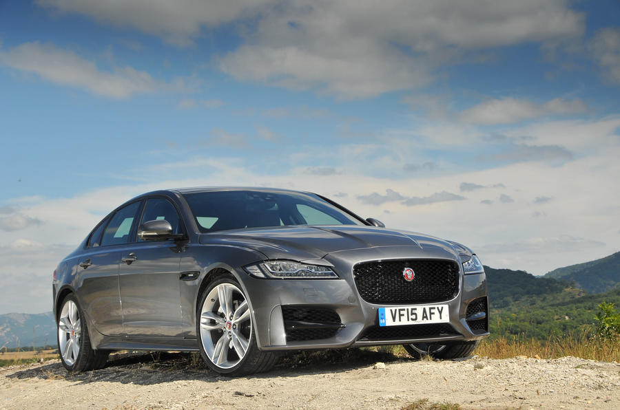 2015 jaguar xf 2 0 i4d 180 r sport auto review review autocar. Black Bedroom Furniture Sets. Home Design Ideas