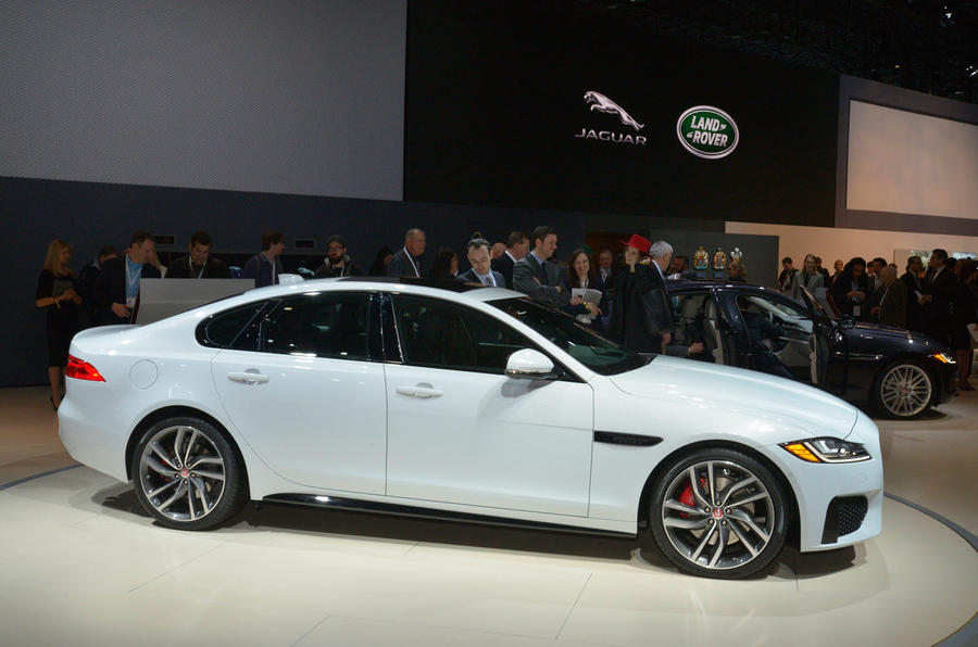 2015 Jaguar XF Revealed   Best In Class Residual Values Claimed