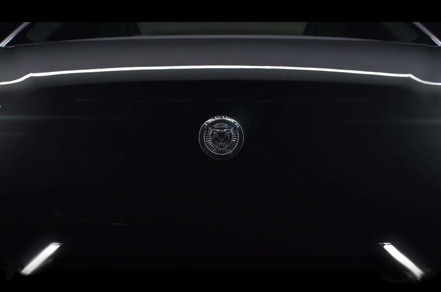 Jaguar electric SUV to be revealed tomorrow