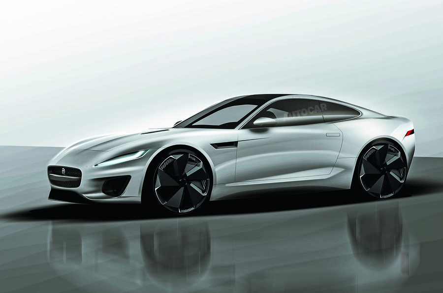 New Four Seat Sports GT Would Be Based On The F Type Platform