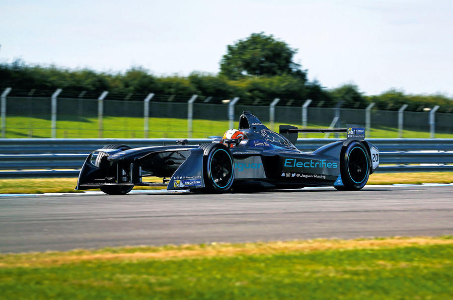 Jaguar in Formula E: ready for the big leagues