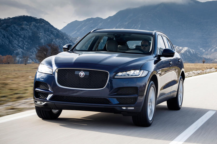Jaguar F-Pace, XF and XE ranges updated with new Ingenium engines | Autocar