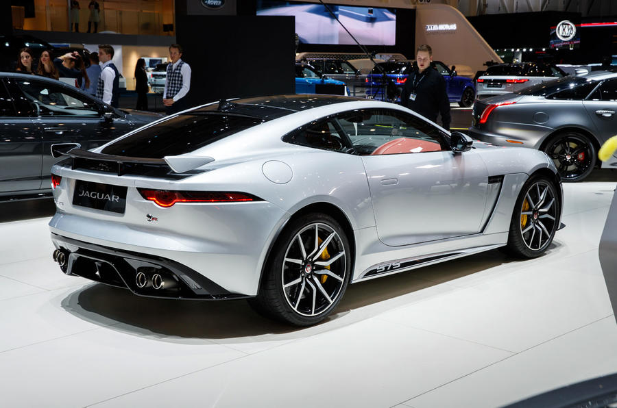 Jaguar Svr >> Jaguar F Type Svr Graphic Pack Arrives As New No Cost Option Autocar