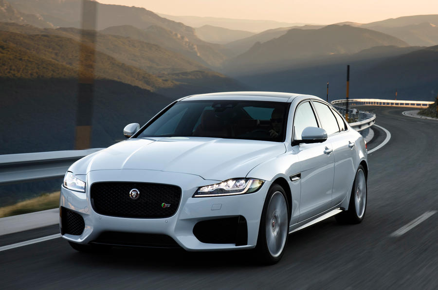 Jaguar F-Pace XF and XE ranges updated with new Ingenium engines