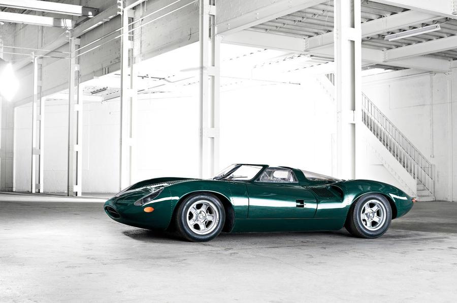 39: 1966 Jaguar XJ13