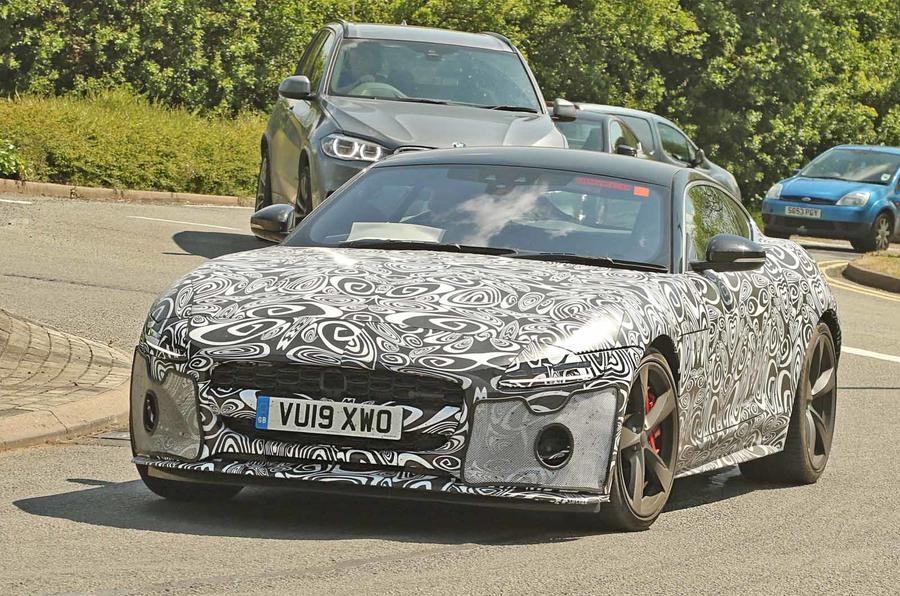 Jaguar F-Type to get major overhaul for 2020 model year